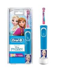 Vitality D100 Oral-B Stages Kids Frozen Дитяча зубна щітка Oral-B 1 насадка