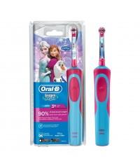 D12.513K Stages Frozen Детская зубная щетка Oral-B 3 насадки