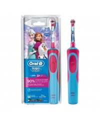 D12.513K Stages Frozen Дитяча зубна щітка Oral-B 3 насадки