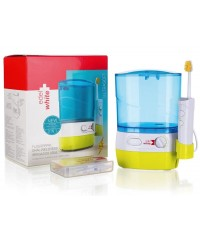 FLOSSERPIK ORAL WELLNESS Ирригатор Edel+White