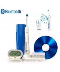 D36 pro 6000+D12 Принцесса Семейный набор зубные щетки Oral-B 8 насадок
