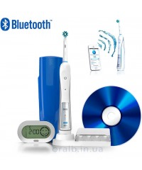 Зубная щетка Oral-B Triumph pro D36/6000 Smart Series+Bluetooth 3 насадки