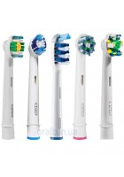 """5-Экшен+"" Набор насадок для зубных щеток Oral-B 5 шт."