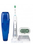 Oral-B Triumph 5000 D34 Smart Guide Зубная щетка 7 насадок