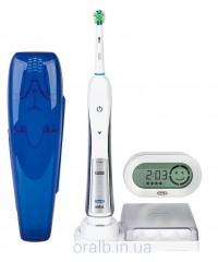 Oral-B Triumph 5000 D34 Smart Guide Зубная щетка 3 насадки