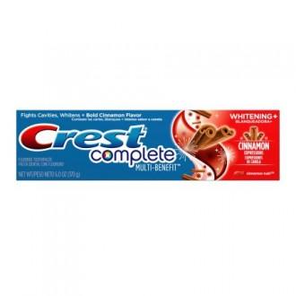 Зубная паста Crest Complete Whitening+Cinnamon (корица) 170 г.