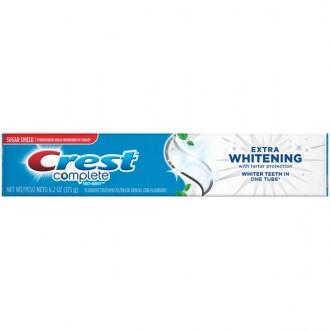 Зубная паста Crest Complete Extra Whitening 175 г.