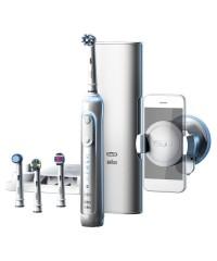 Genius 9000 pro White Зубна щітка Oral-B 4 насадки