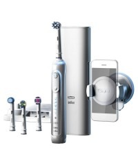 Genius 9000 pro White Зубная щетка Oral-B 1 насадки
