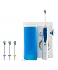 Ирригатор Oral-B MD 20 Professional Care OxyJet 4 насадки