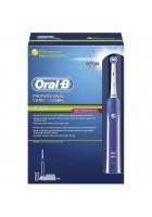 D20 Professional Care 3000 Синяя Зубная щетка Oral-B 3 насадки