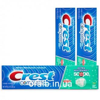Зубная паста Crest Complete Multi-Benefit 232 гр.