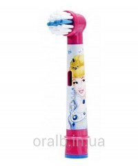 EB10 Принцесса Детская насадка для зубных щеток Oral-B 1 шт.