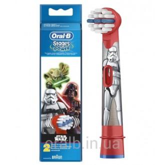 EB10 Star Wars Детская насадка для зубных щеток Oral-B 2 шт.