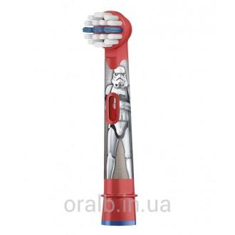 EB10 Star Wars Детская насадка для зубных щеток Oral-B 1 шт.