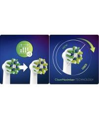 EB50 Cross Action Clean Maximizer насадки для зубних щіток Oral-B 3 шт.