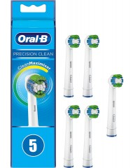 EB20 Precision Clean Maximiser насадки для зубных щеток Oral-B 5 шт.