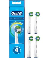 EB20 Precision Clean Maximiser насадки для зубных щеток Oral-B 4 шт.