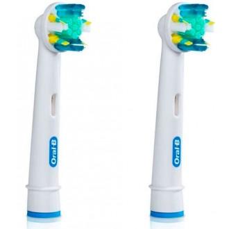 EB25 Floss Action насадки для зубных щеток Oral-B 2 шт.