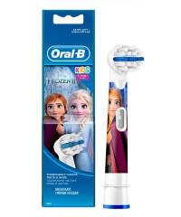 EB10 Frozen II Холодное Сердце Детская насадка для зубных щеток Oral-B 1 шт.