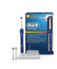 D20 Professional Care 3000 Синя Зубна щітка Oral-B 3 насадки