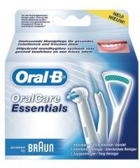 Набор насадок для зубной щетки Oral-B Сare Еssential