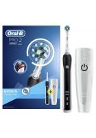 D20 PRO 2 2500 Black Зубна щітка Oral-B 1 насадка
