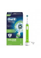 Cross Action Pro D16/600 Салатова Зубна щітка Oral-B 1 насадка