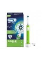 Cross Action Pro D16/600 Салатовая Зубная щетка Oral-B 1 насадка