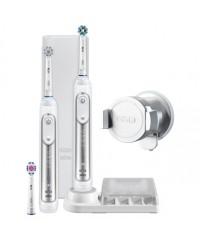 Genius 8900 Pro White Зубні щітки Oral-B 3 насадки