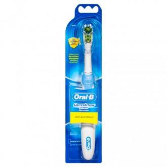 Oral-B B1010 Cross Action Complete Зубная щетка на батарейке 1 насадка