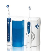 OC501.535.2 OxyJet + PRO 2000 Зубной центр Oral-B Professional Care 7 насадок