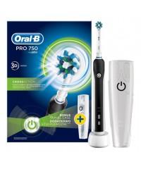D16 pro 750 Black Зубная щетка Oral-B 1 насадка
