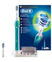 Зубная щетка D20/3000 TriZone Oral-B 3 насадки