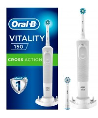 Vitality D100 Kids Ultra Thin 6+ Зубная щетка Oral-B 2 насадки