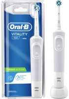 Vitality D100 Cross Action White Зубна щітка Oral-B 1 насадка