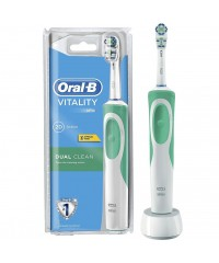 Vitality D12.513 Dual Clean Зубная щетка Oral-B 1 насадка