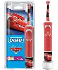 "Vitality D100 Oral-B Stages Kids Тачки ""Cars"" Дитяча зубна щітка Oral-B 1 насадка"