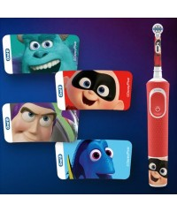 Vitality D100 Oral-B Stages Kids Pixar Детская зубная щетка Oral-B 1 насадка