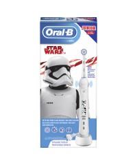 D501 Junior Star Wars 6+ Зубная щетка Oral-B 1 насадка