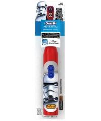 DB3.010 Star Wars Звездные Войны електрична зубна щітка Oral-B на батарейці 1 насадка