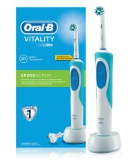 Vitality D12.513 Cross Action Зубная щетка Oral-B 1 насадка