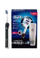 D20.513/1000 Black TriZone Лимитированная версия Зубная щетка Oral-B 1 насадка