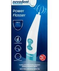 Електрическая зубочистка flosser Nevadent NZR 1.5 B2 30 насадок