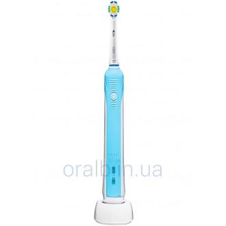D16/500 3D White Зубная щетка Oral-B 1 насадка