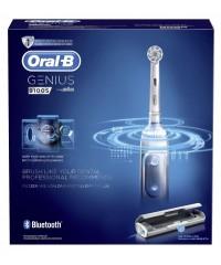 Genius 9100 S White зубная щетка Oral-B 4 насадки