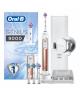Genius 9000 Gold Rose Зубная щетка Oral-B 4 насадки