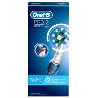 D20 PRO 2 2000 N Blue Зубная щетка Oral-B 1 насадка