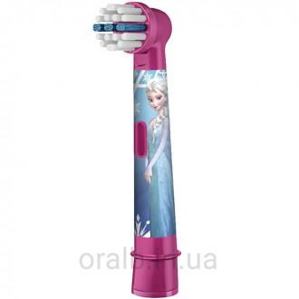 EB10 Frozen Детская насадка для зубных щеток Oral-B 2 шт.
