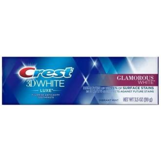 Зубная паста Crest 3D White Luxe Glamorous White 99 г.